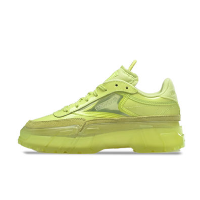 Cardi B X Reebok Club C 'High Vis Green' productafbeelding