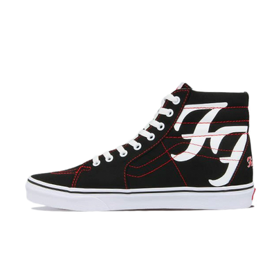 Foo Fighters X Vans Sk8-Hi productafbeelding
