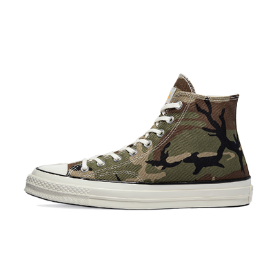 Carhartt X Converse Chuck 70 High ' Covert Green' productafbeelding