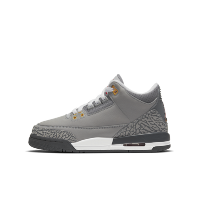 Air Jordan 3 Retro GS 'Cool Grey' productafbeelding