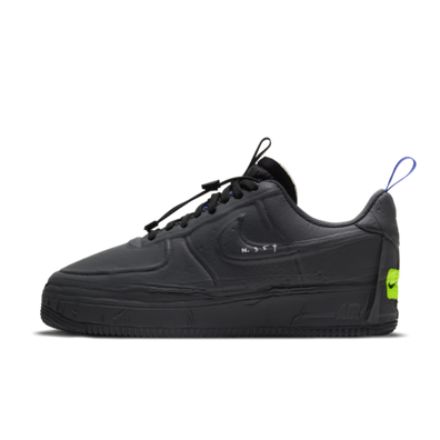 Nike Air Force 1 Low Experimental 'Black' productafbeelding