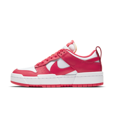Nike WMNS Dunk Disrupt 'Siren Red' productafbeelding