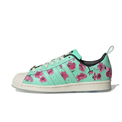 Arizona X adidas Superstar 'Floral' productafbeelding