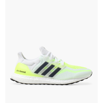 Adidas Ultraboost 2.0 DNA Footwear White Coreblack Solar Yellow productafbeelding