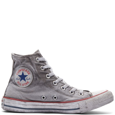 Camo Patchwork Chuck Taylor All Star High Top productafbeelding