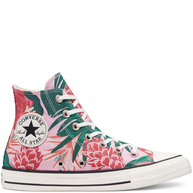 Jungle Scene Chuck Taylor All Star High Top productafbeelding