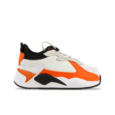 Puma RS-X Mix Wit/Rood Peuters productafbeelding