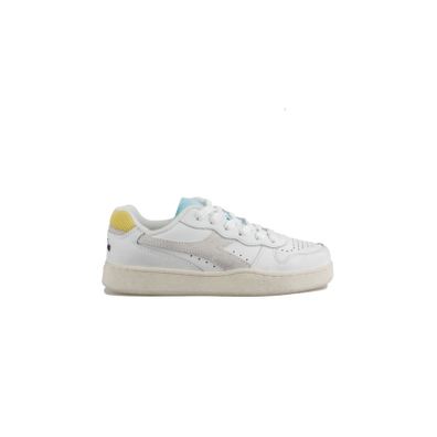 Diadora Basket Low Icona Goldfinch productafbeelding