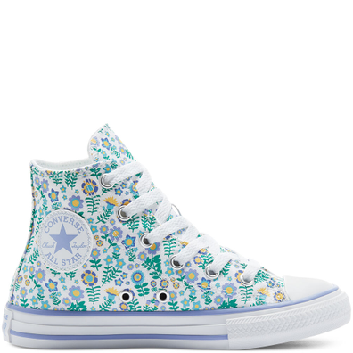 Ditsy Floral Chuck Taylor All Star High Top productafbeelding