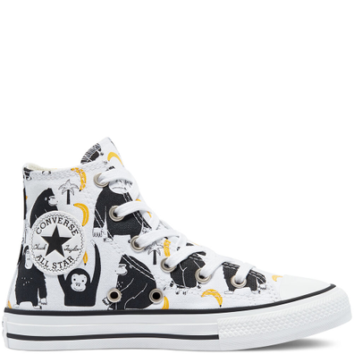 Jungle Fun Chuck Taylor All Star High Top productafbeelding