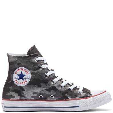 Camo Chuck Taylor All Star High Top productafbeelding