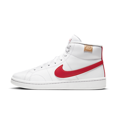 Court Royale 2 Mid White University Red productafbeelding
