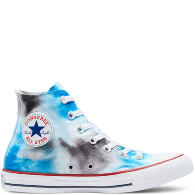 Tie Dye Chuck Taylor All Star High Top productafbeelding