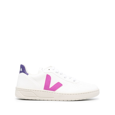 Veja V-10 leather trainers productafbeelding