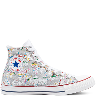Glitter Chuck Taylor All Star High Top productafbeelding