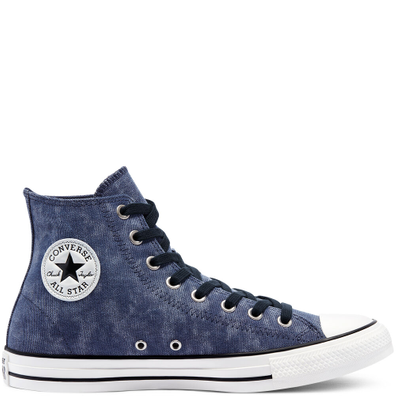 Washed Canvas Chuck Taylor All Star High Top productafbeelding