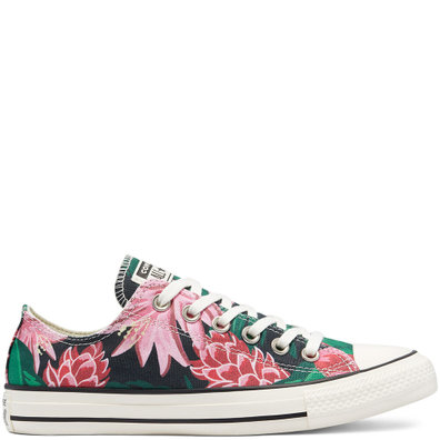 Jungle Scene Chuck Taylor All Star Low Top productafbeelding
