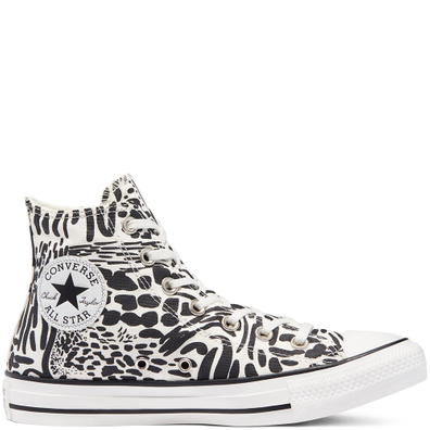 Jungle Art Chuck Taylor All Star High Top productafbeelding
