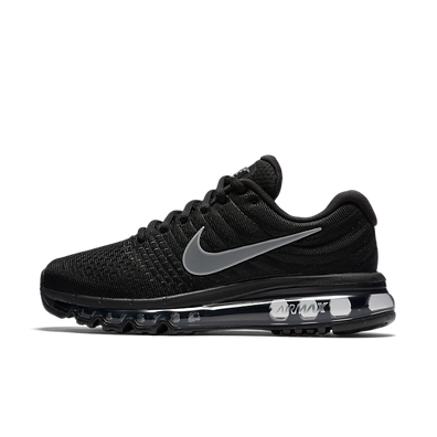 nike air max 2017 heren zwart sale