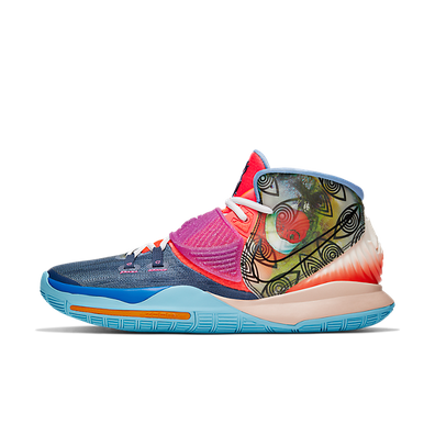 Nike Kyrie 6 Preheat Collection Heal The World productafbeelding