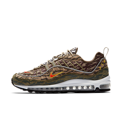 Nike Air Max 98 AOP Green productafbeelding