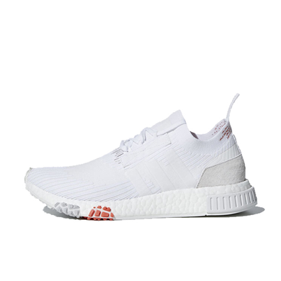 adidas NMD_Racer Primeknit 'White' productafbeelding