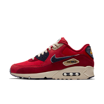 Nike Air Max 90 Premium SE 'Universiity Red' productafbeelding
