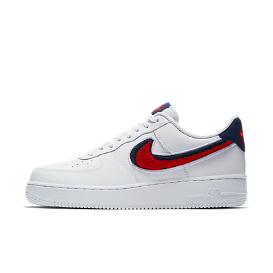 Nike Air Force 1 Low 'Chenille White' productafbeelding
