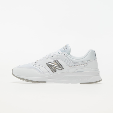 New Balance 997 White/ Met. Silver productafbeelding