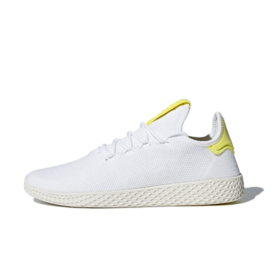 adidas Pharrell Williams Tennis Hu 'White/Yellow' productafbeelding