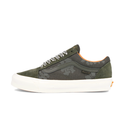 Porter-Yoshida & Co. X Vans Old Skool - Green productafbeelding