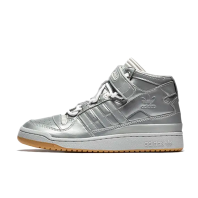 Ivy Park X adidas Forum Mid 'Silver' productafbeelding