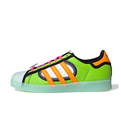 The Simpsons X adidas Superstar 'Squishee' productafbeelding