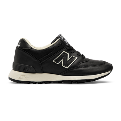 New Balance 576 Made in UK X Paul Smith - Black productafbeelding