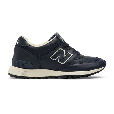 New Balance 576 Made in UK X Paul Smith - Navy productafbeelding