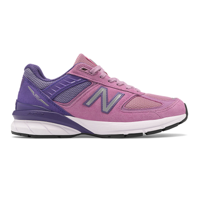 New Balance Made in US 990v5 - Prism Purple with Canyon Violet & Pink productafbeelding