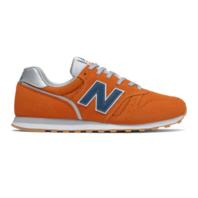 New Balance 373v2 - Varsity Orange with Rogue Wave productafbeelding