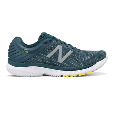 New Balance 860v10 - Supercell with Orion Blue & Sulphur Yellow productafbeelding