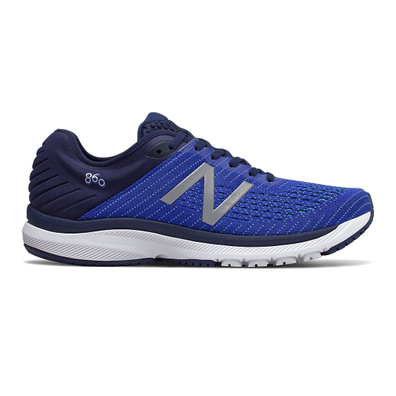 New Balance 860v10 - UV Blue with Bayside & Pigment productafbeelding