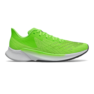New Balance FuelCell Prism - Energy Lime with Cobalt Blue productafbeelding