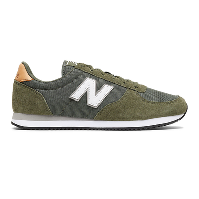 New Balance Unisex 220 - Green with White productafbeelding