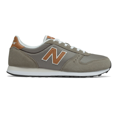 New Balance 311 Classic - Military Urban Grey with Brown Sugar productafbeelding