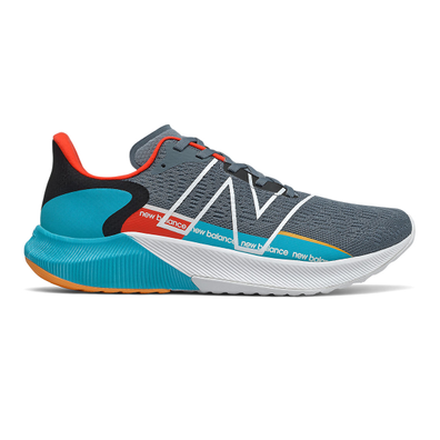 New Balance FuelCell Propel v2 - Ocean Grey with Virtual Sky productafbeelding