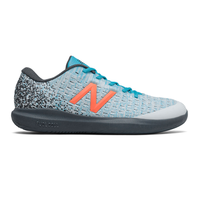 New Balance FuelCell 996v4 - White with Virtual Sky productafbeelding