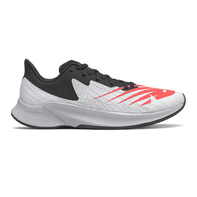 New Balance FuelCell Prism EnergyStreak - White with Neo Flame & Black productafbeelding