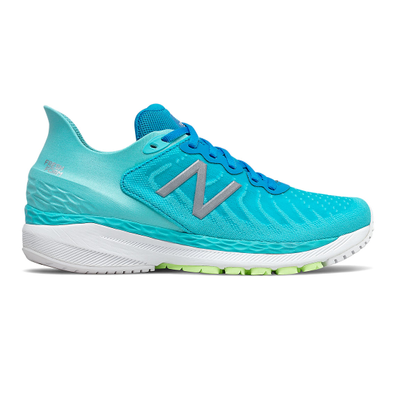 New Balance Fresh Foam 860v11 - Virtual Sky with Bleached Lime Glo productafbeelding
