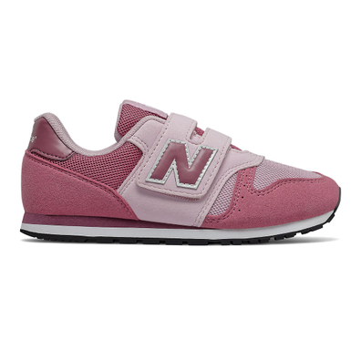 New Balance 373 - Madder Rose with Navajo Rose productafbeelding