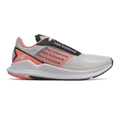 New Balance FuelCell Flite - White with Ginger Pink productafbeelding