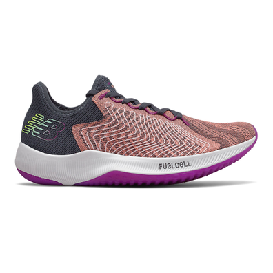 New Balance FuelCell Rebel - Ginger Pink with White & Black productafbeelding