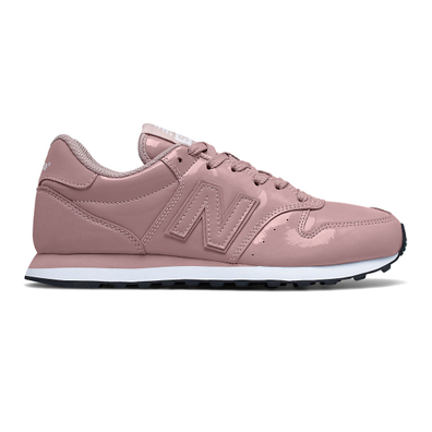 New Balance 500 Classic - Saturn Pink with Black productafbeelding